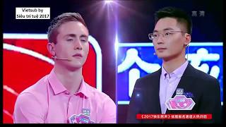 Siêu trí tuệ 2017, Tập 37_1: Vương Phong vs Alex Mullen