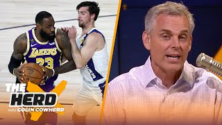 Colin Cowherd lists biggest Bubble takeaways, talks Draymond Green & NBA tampering rules | THE HERD
