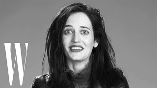 Eva Green Talks Nudity, Her Twin Sister, and Her Crush on Jack Nicholson | Screen Tests | W Magazine