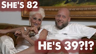 SHE'S 82 and HE'S 39 [Hattie Retroage and ThreeJs]