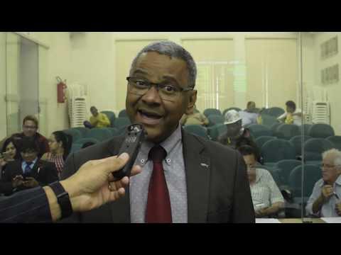 Entrevista com o vereador Isaías de Diogo (PSC)