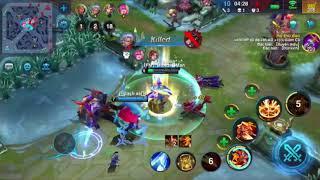 Heroes arena Olivia sát thủ cơ động ảo diệu vô cùng