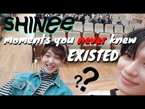 샤이니 SHINee moments you never knew existed