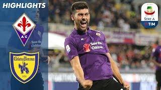 Fiorentina 6-1 Chievo | Fiorentina Score Six To Cruise Past Chievo | Serie A