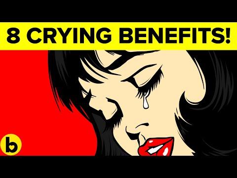 Нè прави посреќни - Кои се придобивките од плачењето?