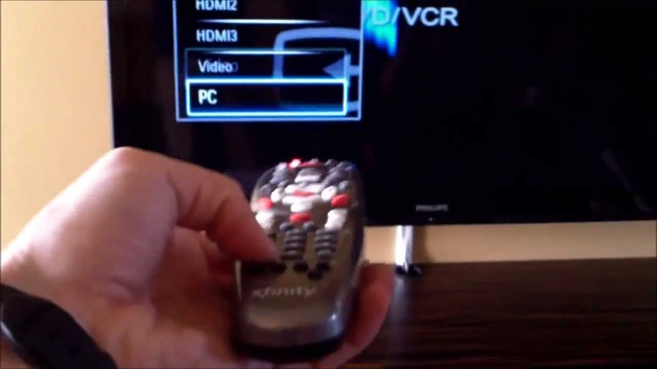How To Program Cable Remote To Any Tv Review Xfinity