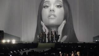 "Ariana Grande performs ""Be Alright"" at Mohegan Sun, CT 2/17/17"
