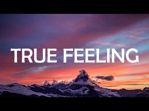 Galantis - True Feeling (Lyrics / Lyric Video)
