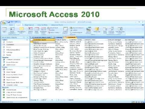 microsoft access accounts receivable template database - creating and managing research databases in microsoft