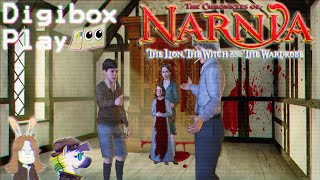 AN UNEXPECTED MOVIE GAME l Chronicles of Narnia PS2