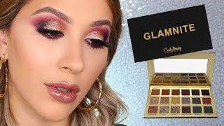 Full Glam utilizando GLAMNITE PALETTE by CARLA BEAUTY COSMETICS | Vicky Alvarez