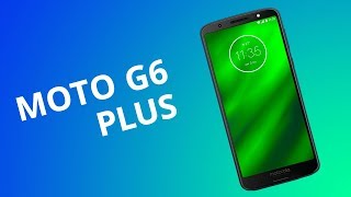 Video Motorola Moto G6 Plus 128 GB Azul índigo ivqxvAtfdOw