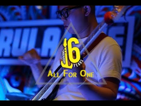 All for One - 點火 at Underground 16th Anniversary Party - June 2020 at Rula Live