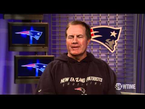 Bill Belichick Interview - Inside the NFL - Cris Collinsworth, Charles ...