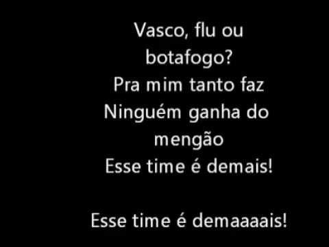 Baixar Canto do Flamengo (paródia de Amor de Chocolate)