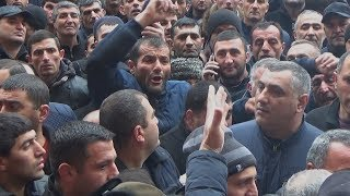 Мясной бунт в Армении: фермеры перекрывают дороги