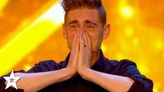 HILARIOUS Matt Edwards WINS Ant & Dec's GOLDEN BUZZER!   Britain's Got Talent 2017