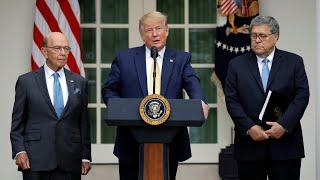 Trump abandona su propósito de incluir la pregunta acerca de la  ciudadanía en el censo