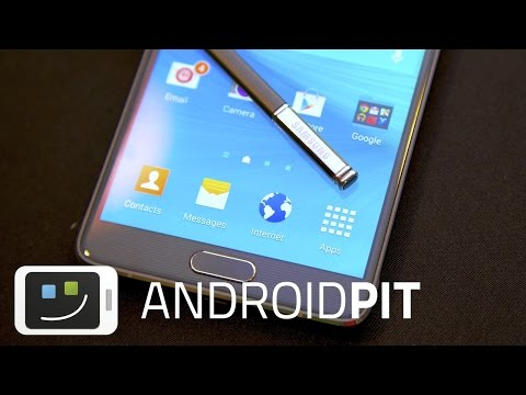 Baixar Samsung Galaxy Note 4 review [HANDS ON]