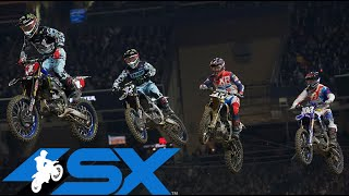 250SX Highlights: San Diego 2020 - Monster Energy Supercross