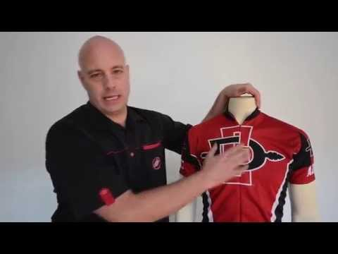 San Diego State Aztecs Cycling Jersey by Adrenaline Promotions