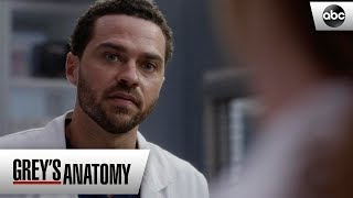 Jackson Tries to Give Jo Support - Grey's Anatomy Season 15 Episode 22