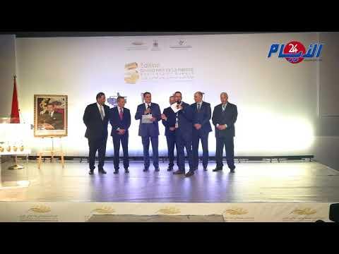 وزير الثقافة يعطي رأيه في جائزة الصحافة الفلاحية على هامش معرض مكناس