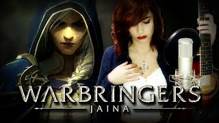 Warbringers: Jaina - Daughter of the Sea (World of Warcraft) - Cat Rox cover