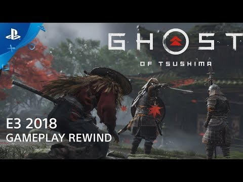 Ghost of Tsushima Video Screenshot 1