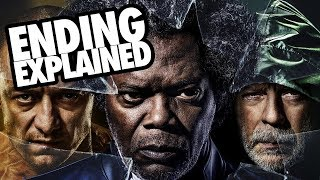 GLASS (2019) Ending + Twists Explained