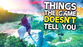 Ghost of Tsushima: 10 Things The Game DOESN'T TELL YOU