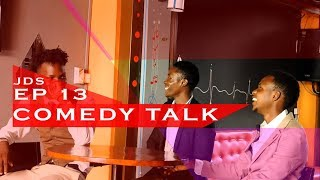 "Comedy Talk  | More You Laugh, Longer You ""might"" Live  