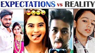 Reels - Expectations vs Reality Troll | Tik Tok | Instagram Reels | Tamil | Rakesh & Jeni 2.0