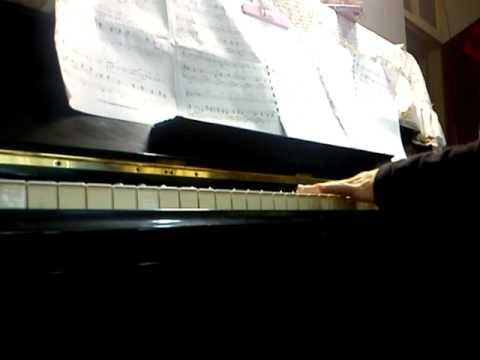 你為我著迷OST 因為想念...... emilyweii piano 獨奏