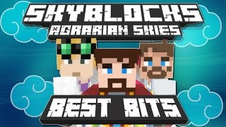 Agrarian Skies Best Bits! - The Yogscast