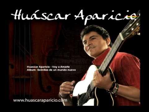 Huascar Aparicio - Voy a Amarte