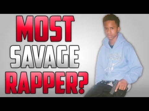 TAY-K 47 - Hip Hop's Most SAVAGE Rapper
