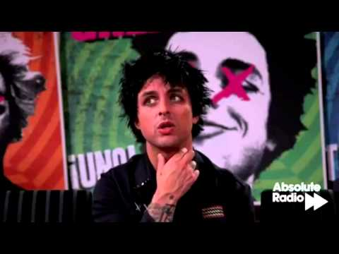 Billie Joe Armstrong Absolute Radio Interview 2012 - YouTube