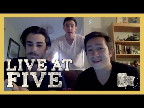 TCB Live At Five! - Smashpipe Comedy