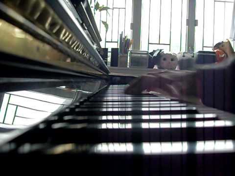 林俊傑 - 曹操 (鋼琴版Piano by hugowong)