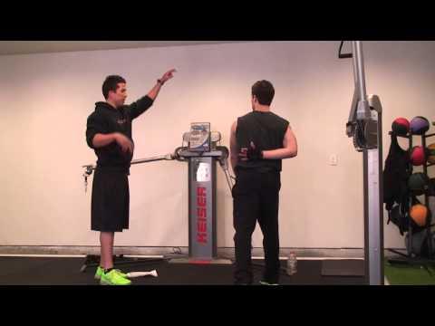 Rhythmic Shoulder Stabilization
