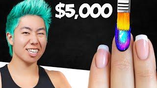 Best Nail Art Wins $5,000 Challenge! | ZHC Crafts