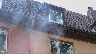 NRWspot.de | Hagen – Feuerwehreinsatz Rauch aus Fenster