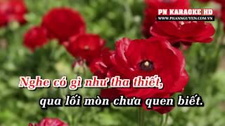 Em Đi Trên Cỏ Non (Karaoke) - Phương Mỹ Chi