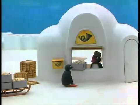 Pingu - Bucatarul