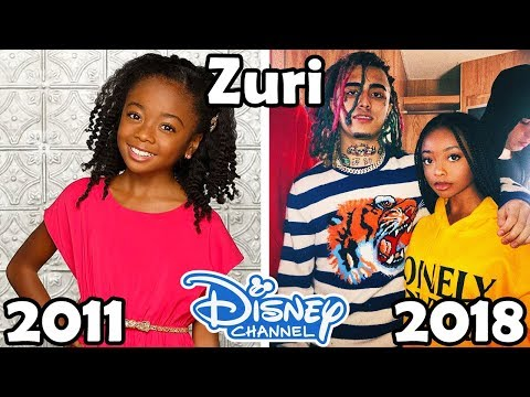 Disney Channel Famous Stars Before and After 2018 [Then and Now]