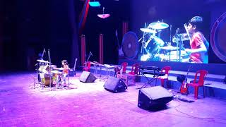 (Tips 10th)Meet 5 year old wonder kid Anshuman Nandi, the youngest drummer of India!