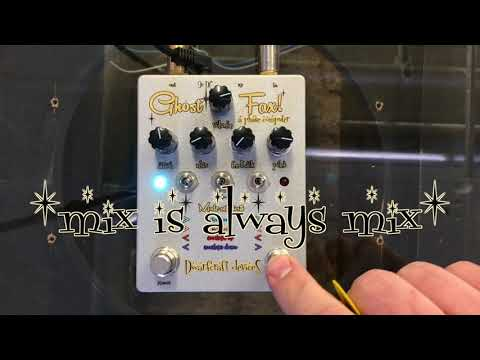 Dwarfcraft Devices Ghost Fax Phase Computer Pedal