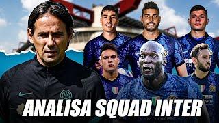 Bagaimana Penampakan Formasi Inter Milan Dibawah Asuhan Simone Inzaghi?