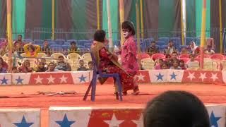 The grate jamini Circus  joker seen